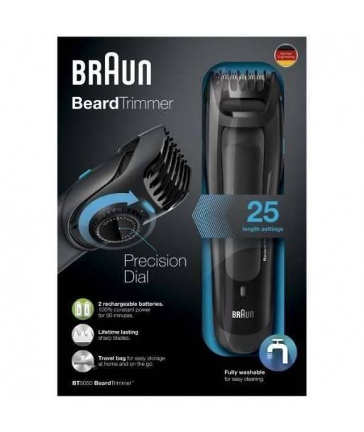 *Braun Tondeuse à Barbe - BT5050