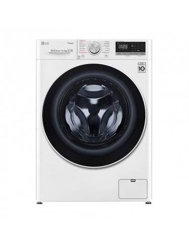 *LG Machine à laver 10.5 KG Blanche|6...