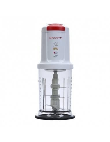 *Arcodym Mini Hachoir 0,8 L , 300 W,...