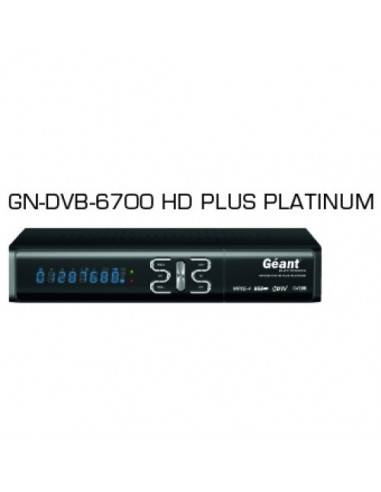 *Géant Récepteur 6700 HD plus...