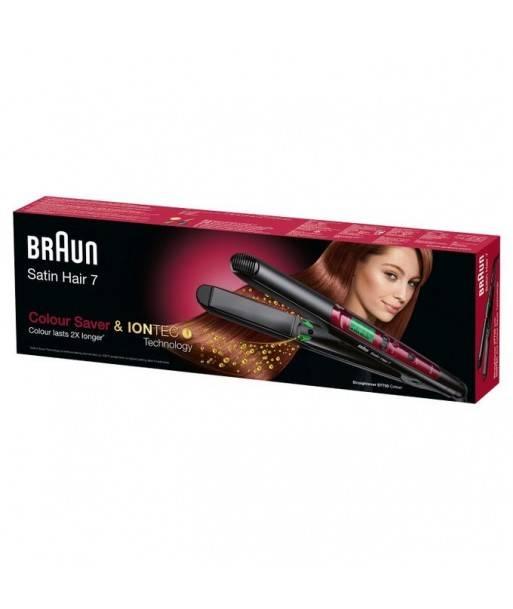 *Braun Lisseur Satin Hair 7 Colour -...