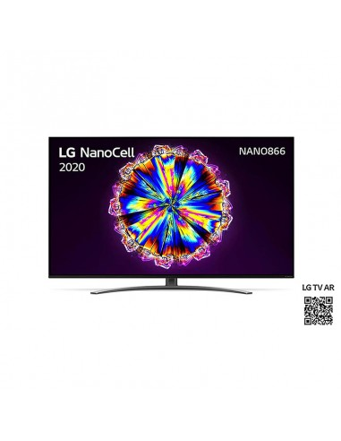 *LG TV Android NanoCell 55'' Nano 86...